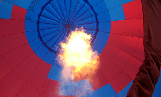 A&A HOT AIR BALLOONING